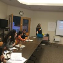 TAP teens learn more about autism from guest speaker Reesa Ostroff