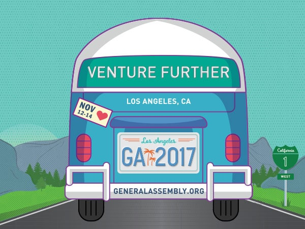 General Assembly 2017 - venture further