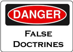 Image result for false teaching