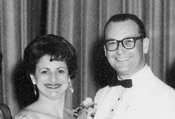 Sandy Taradash's parents, Marvin and Martha Greene.