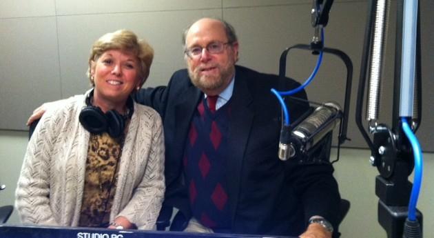 "Sharon Siegel, Adult Program Director at the Katz Jewish Community Center in Cherry Hill, NJ, was the guest on Rabbi Address's ""Boomer Generation"" radio show this week."