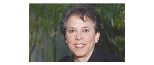 Rabbi Laura Geller, senior rabbi at Temple Emanuel, Beverly Hills, CA