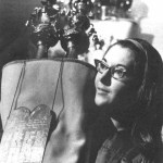 Rabbi Sally Priesand around the time of her ordination in 1972.