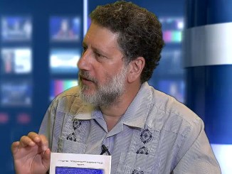 "David Zinner, executive director of Kavod v'Nichum, which provides training in Jewish funeral customs, is the guest on the August 1 episode of JSA-TV's ""Conversations."""