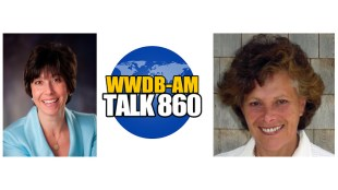 Writer Stefanie Levine Cohen, left, and Harvard psychologist Dr. Ellen Langer are this week's BGR guests.
