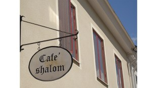 Cafe Shalom, by Fredrik Rubensson, from Flickr.com via Creative Commons license.