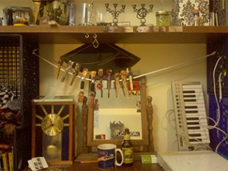 """Dresser/Shrine,"" by Jesse Alexander Eunoia Confused, via Flickr.com under Creative Commons 2.0 License."