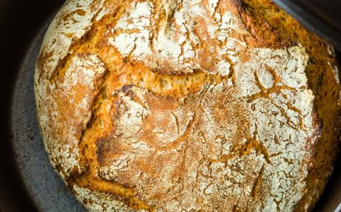 Speedy Old-Vienna No-Knead Bread & Vienna's Best Bakeries (Recipe) #AltwienerHausbrot