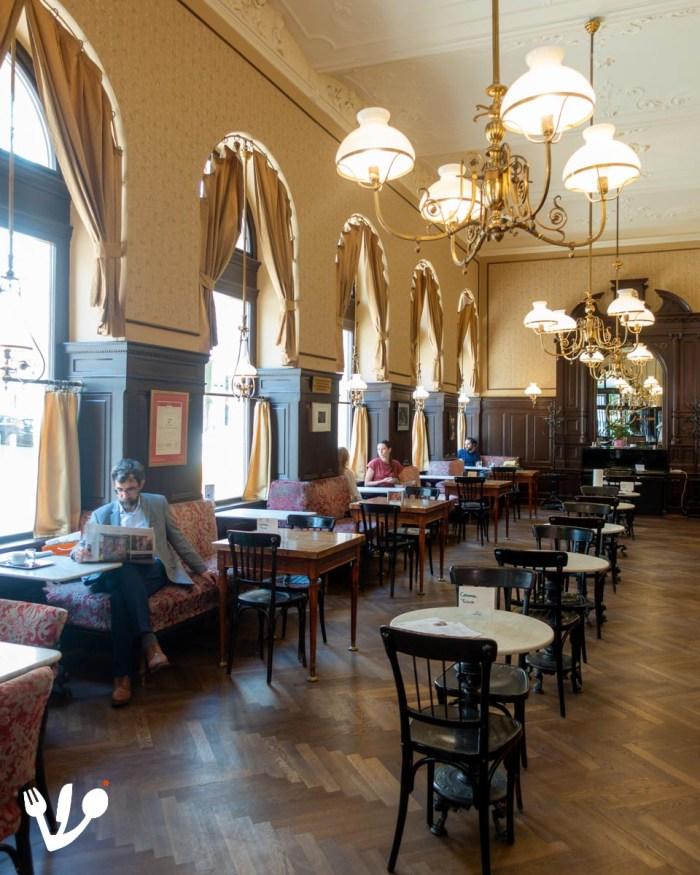 Café Sperl coffeehouse Vienna