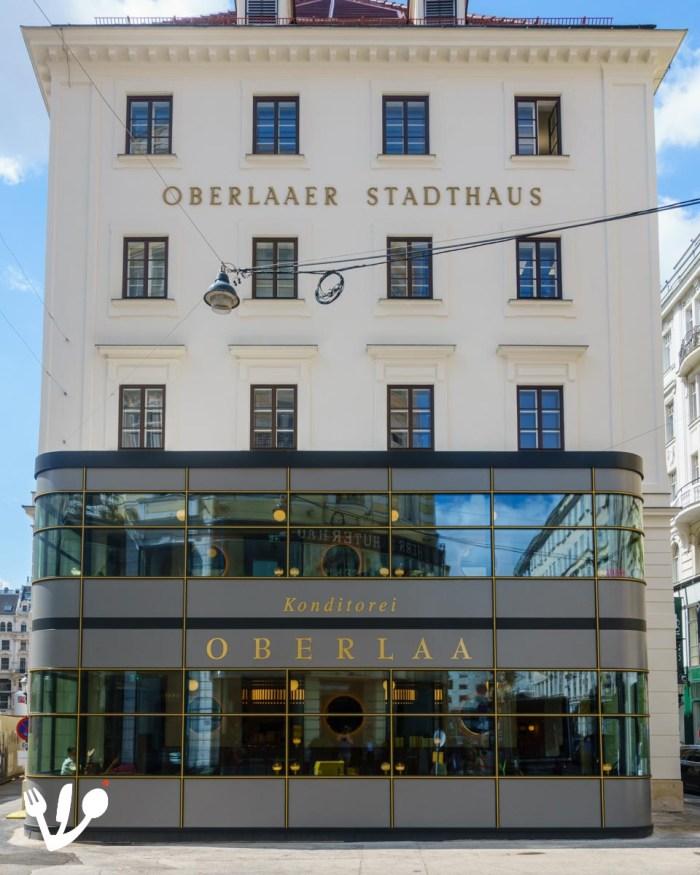 Konditorei Oberlaa pastry shop Vienna