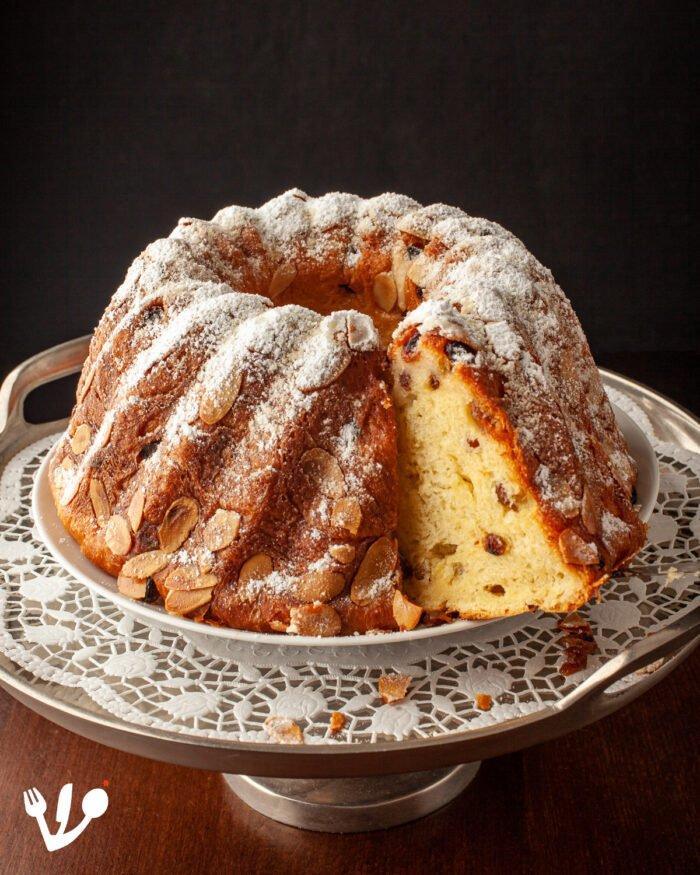Yom Kippur Yeast Gugelhupf Bundt Cake-Blog