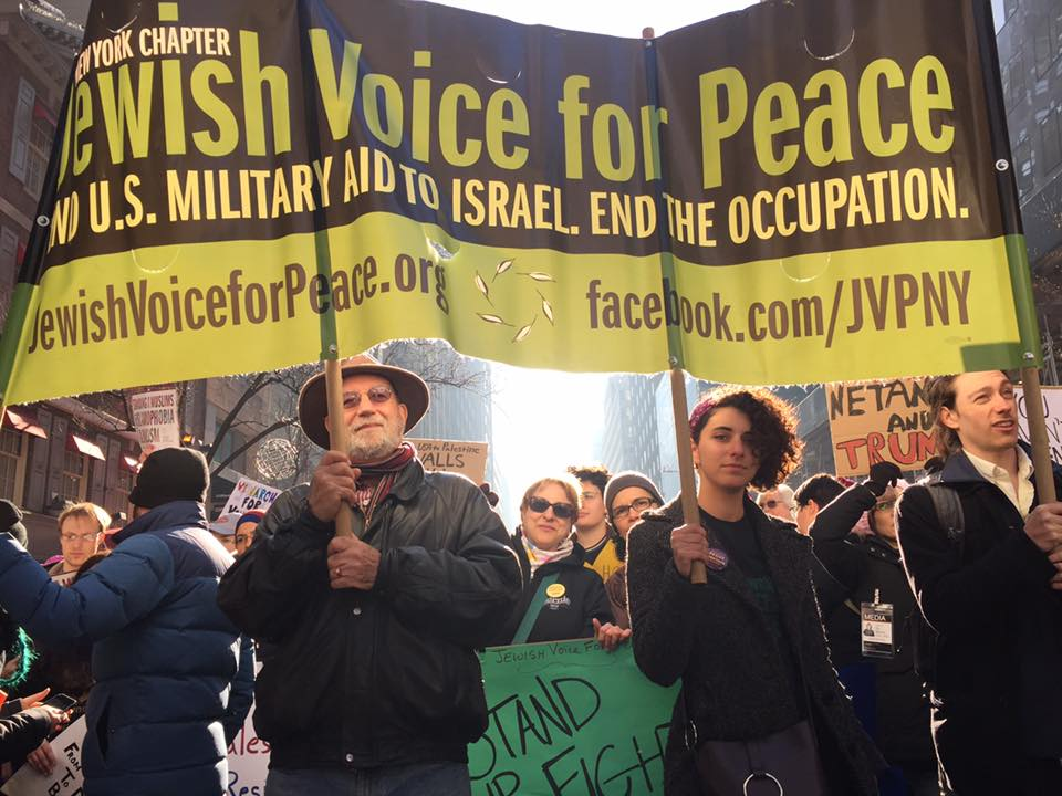 Jewish Voice for Peace endorses the Women's March 2019March For Peace 2019