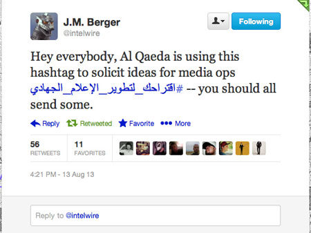 Al Quaeda Trolling