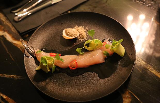 Sashimi - Botanika style