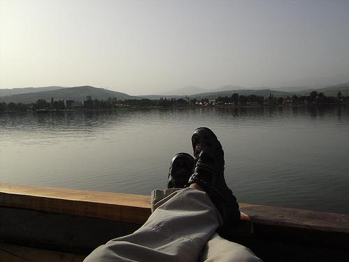 Sea of Galilee Calm