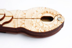 case for jew's harp Compass