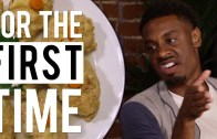 Black People Try Jewish Food For The First Time