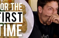 White People Try Jewish Food For The First Time