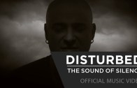 Disturbed Covers The Sound of Silence. Perfect Antidote to Hanukkah Saccharine!