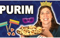 Mayim Bialik Explains Purim