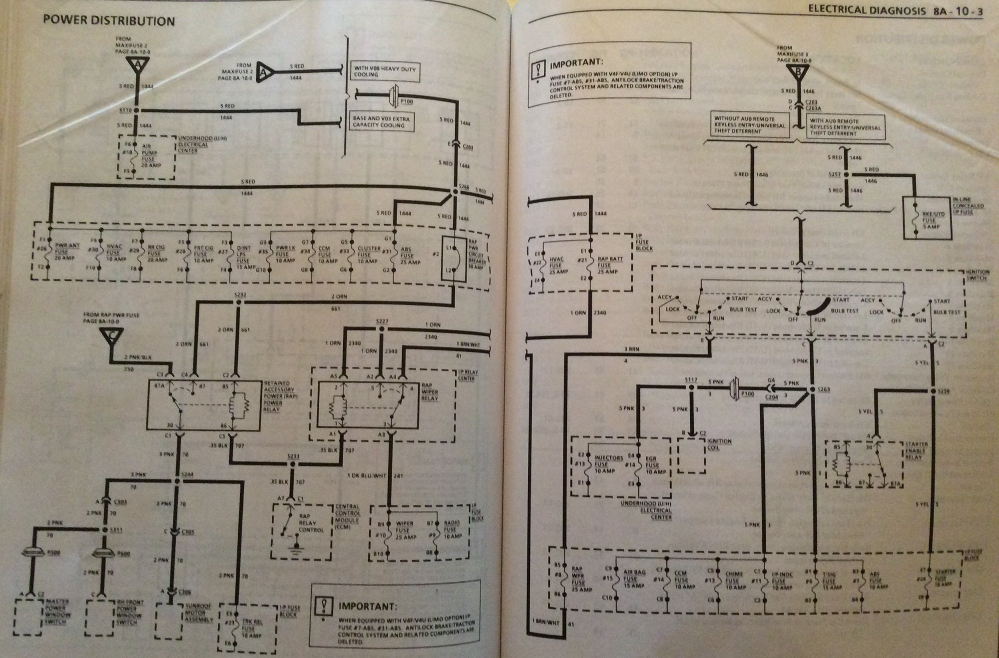 hight resolution of here is the wiring diagram of the ignition switch from the fsm