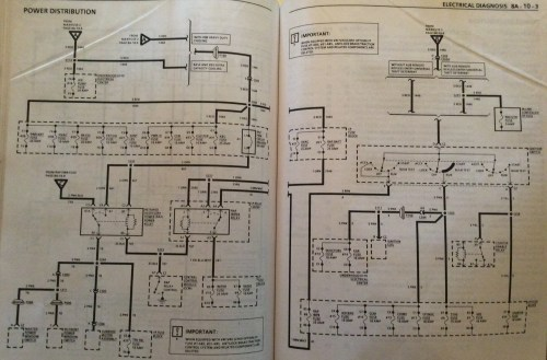 small resolution of here is the wiring diagram of the ignition switch from the fsm