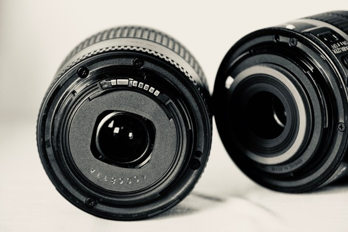 Camera Lens by Jez Braithwaite