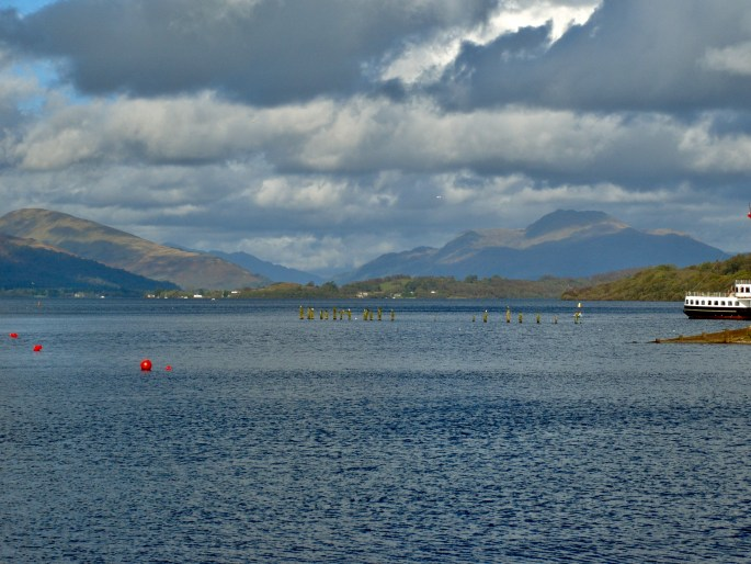 Loch Lomond by Jez Braithwaite