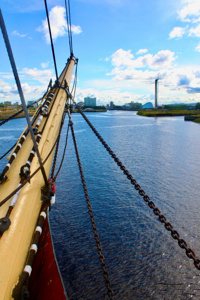 Glasgow for the Glenlee
