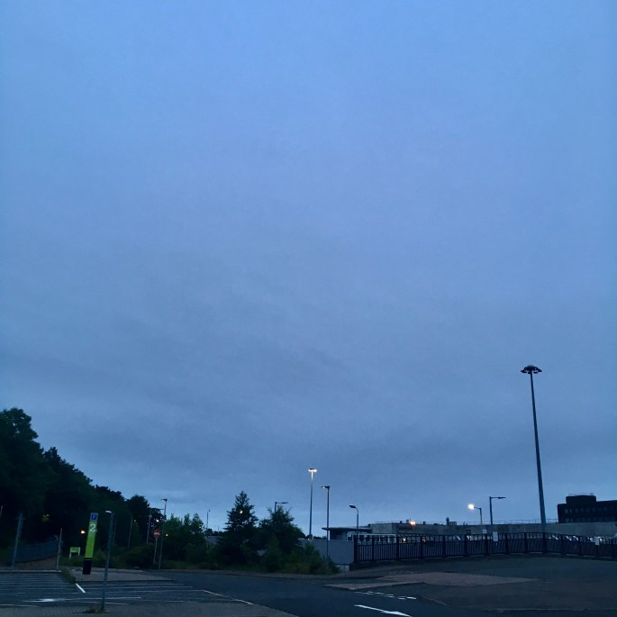 Grey start