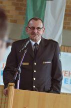Kreisbrandmeister Henning Nöh