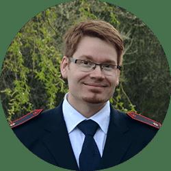 Markus Löffler stellv. Kreisjugendfeuerwehrwart
