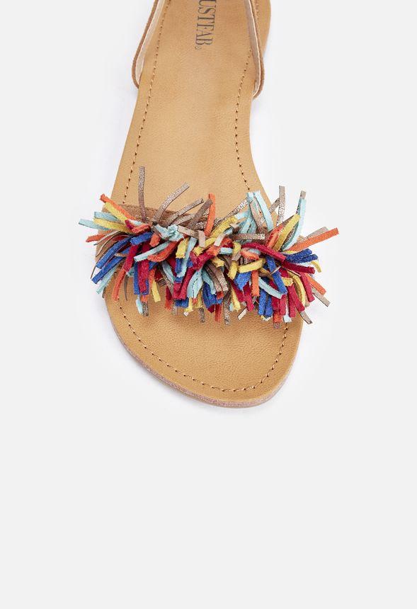Zapatos Tabetta En Multi - Envío Gratuito En JustFab