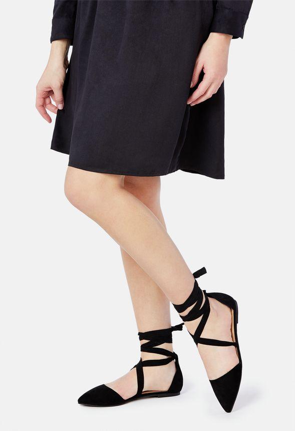 Amora Schuhe In Schwarz - Günstig Kaufen Bei JustFab