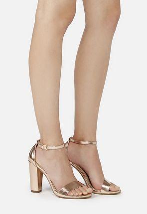 Makemba Block Heel Sandal