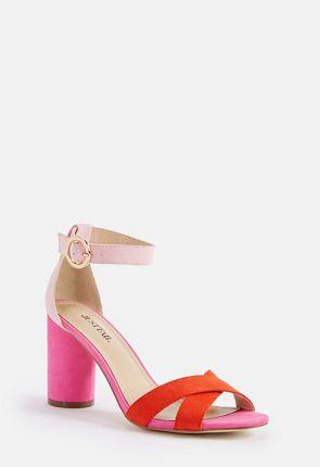 Kasia Heeled Sandal