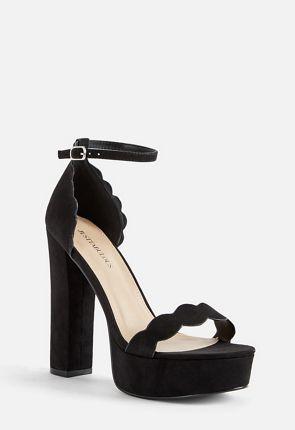 Leanndra Heeled Sandal