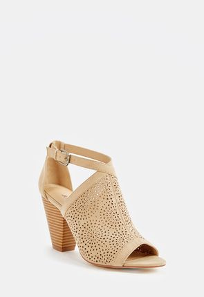 Amena Perforated Sandal