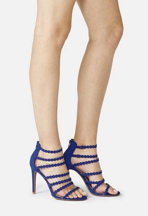 Sivan Strappy Heeled Sandal