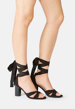 Annie Heeled Sandal