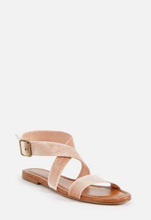 Soleila Flat Sandal