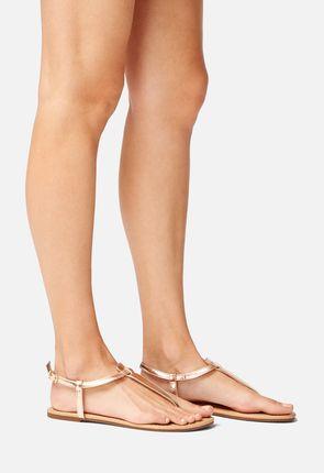 Pia T-Strap Sandal