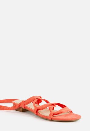 Callista Ankle Tie Sandal