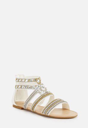 Everleigh Beaded Sandal