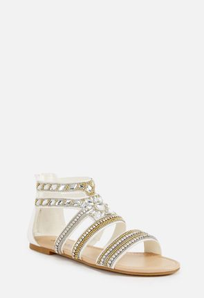 Everleigh Beaded Sandal