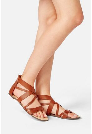 Jovita Strappy Sandal