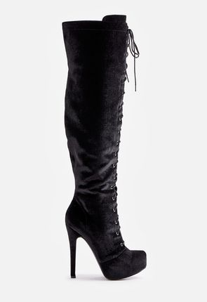 Dashiella Heeled Boot
