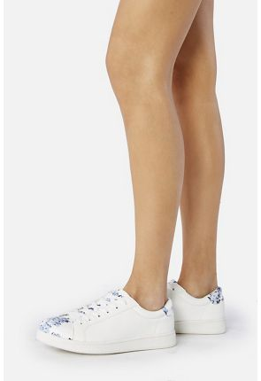 Petal Floral Sneaker