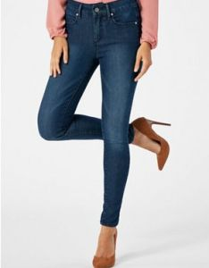 High waisted size guide vintage skinny jeans available up to  also justfab rh