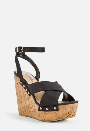 Reja Cork Wedge